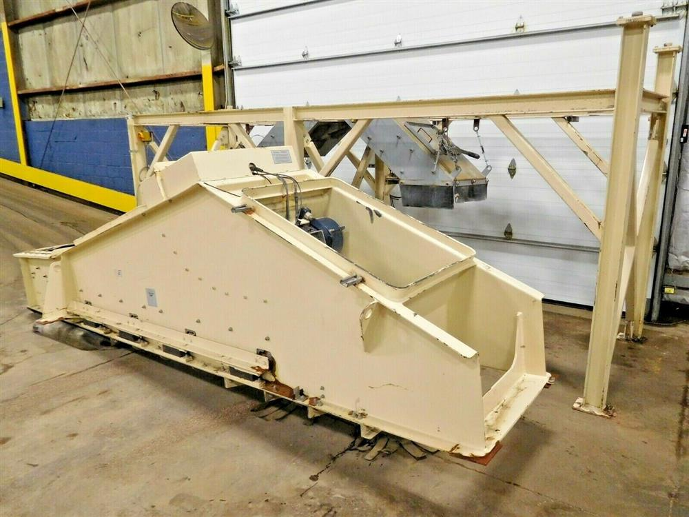 Image JOEST Vibratory Screener with Springs and Stand 1532106