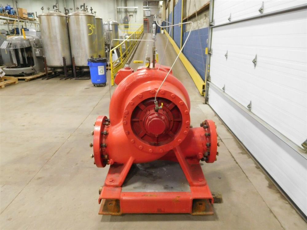Image BELL GOSSETT VSX VSH 16.125 Pump 1532129