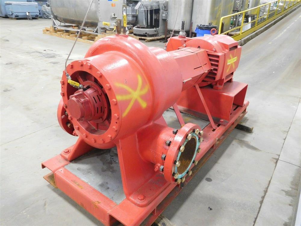 Image BELL GOSSETT VSX VSH 16.125 Pump 1532130