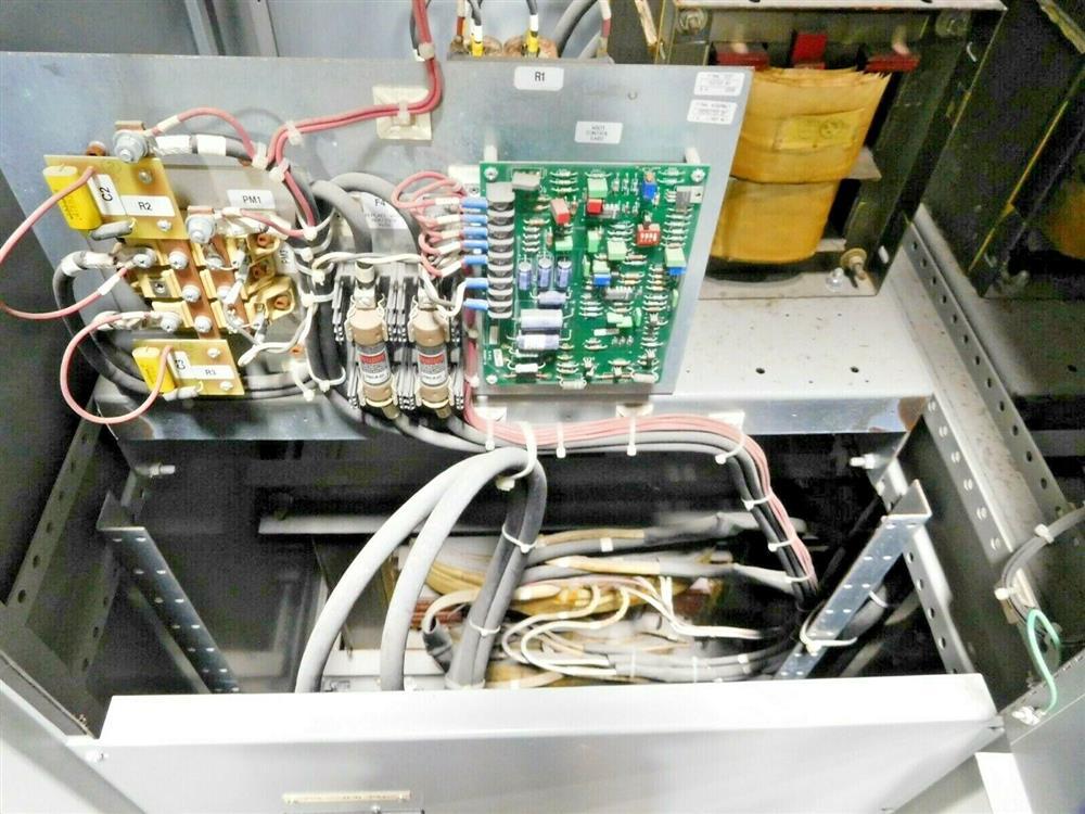 Image AMETEK SOLIDSTATE CONTROLS Regulating Transformer 1534064