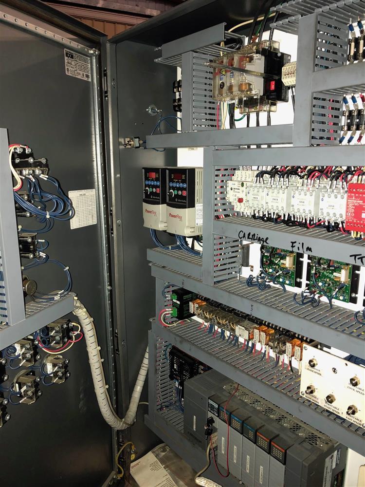 Image COUSINS Automatic Pallet Stretch Wrapper  1537443