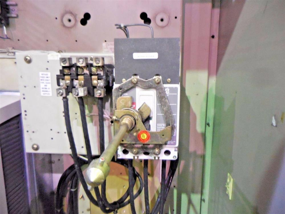 Image RELIANCE ELECTRIC 24C4020U AC Drive 1542051