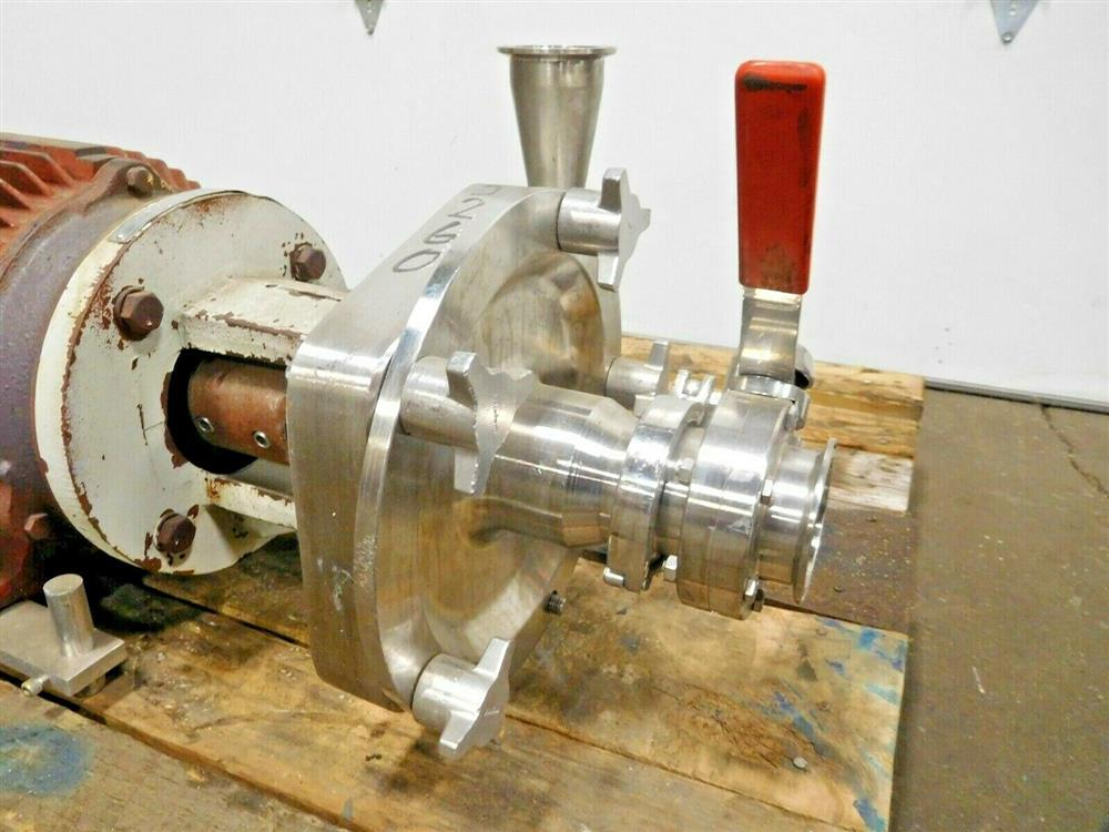 Image FRISTAM FPX732-150 Centrifugal Pump with 7.5 HP Motor 1545751