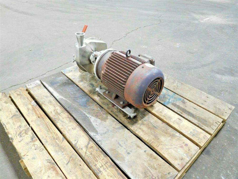 Image FRISTAM FPX732-150 Centrifugal Pump with 7.5 HP Motor 1545744