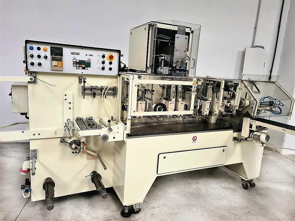 Image VOLPAK S 140 Sachet Filling Machine 1560941