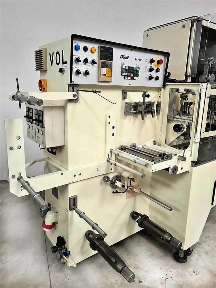 Image VOLPAK S 140 Sachet Filling Machine 1560943