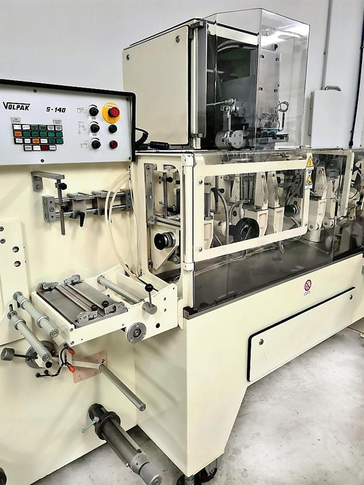 Image VOLPAK S 140 Sachet Filling Machine 1560946