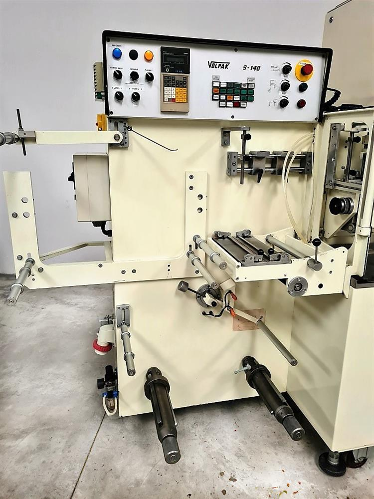 Image VOLPAK S 140 Sachet Filling Machine 1560947