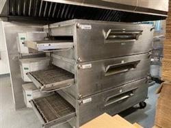 Image LINCOLN Triple Stack Impinger Oven 1566454