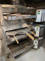 Image LINCOLN Triple Stack Impinger Oven 1566459