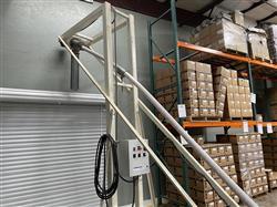 Image SPIROFLOW F86319P16 Flexible Screw Conveyor 1569369