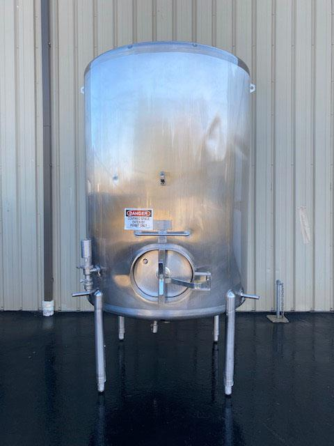 Image 1200 Gallon CHERRY BURRELL Holding Tank - Stainless Steel 1569902