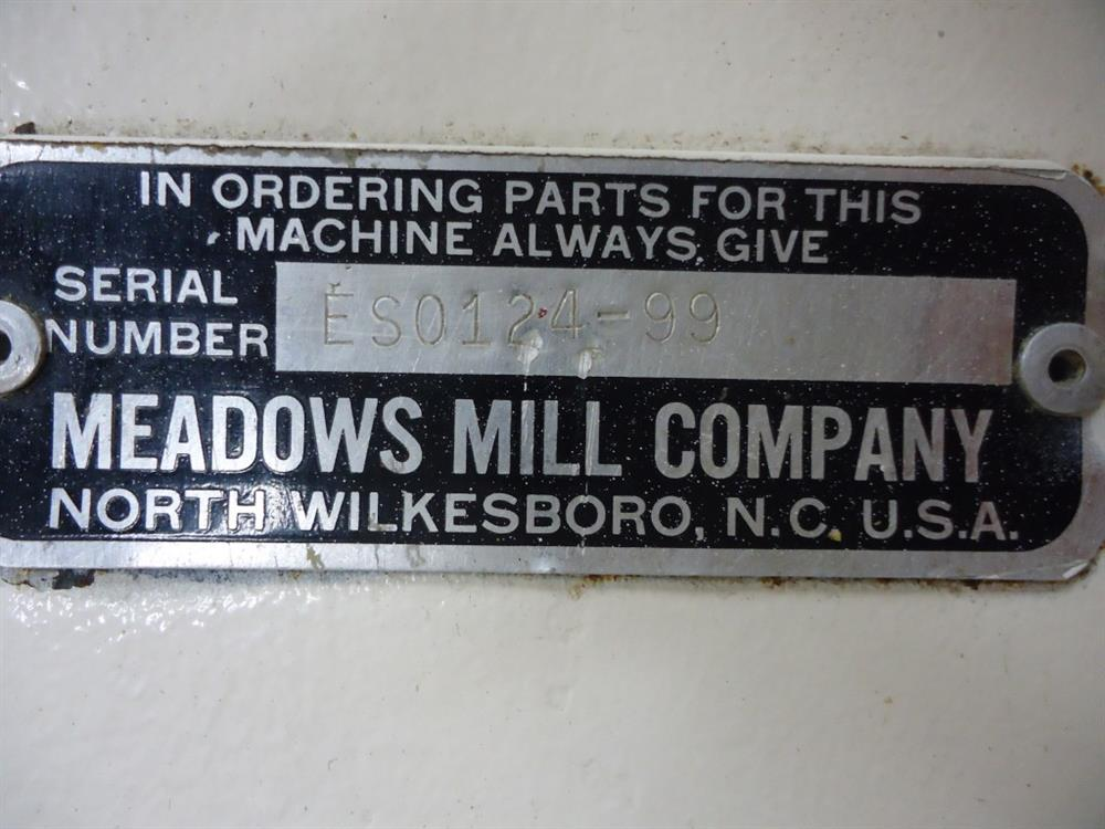 Image MEADOWS MILL COMPANY Stone Burr Mill with Essentric Sifter 1573757
