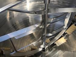 Image 300 Gallon HAMILTON SA Direct Steam Kettle with Dual Agitation and Scrape Surface 1575313