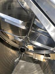 Image 300 Gallon HAMILTON SA Direct Steam Kettle with Dual Agitation and Scrape Surface 1575317