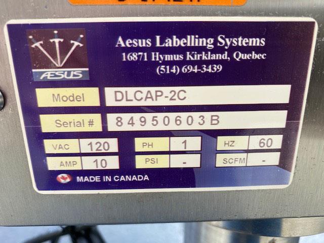Image 4 Quill AESUS Inline Screw Cap Tightener / Retorquer 1575813