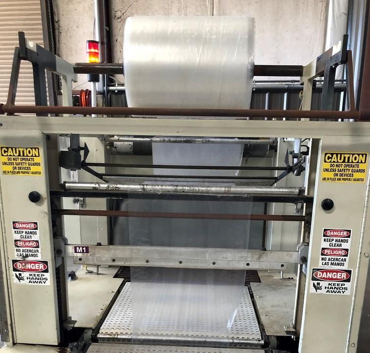 Image ARPAC 112-28 Tray Shrink Bundler Wrapper 1575839