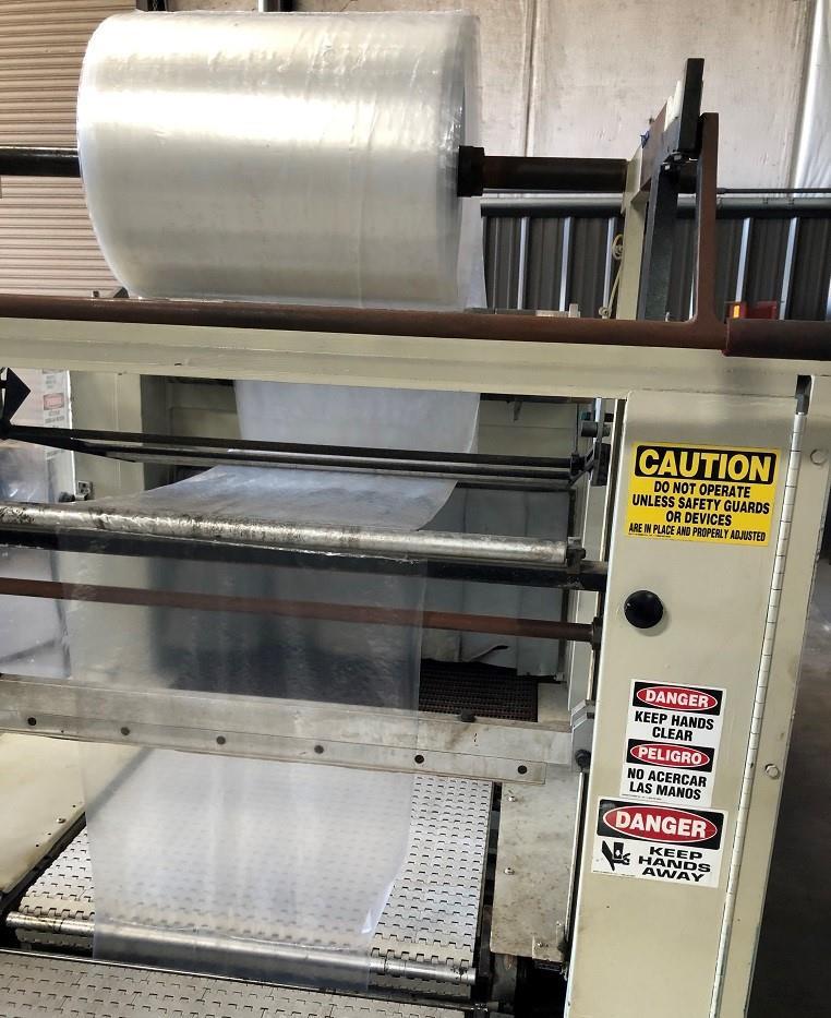 Image ARPAC 112-28 Tray Shrink Bundler Wrapper 1575844