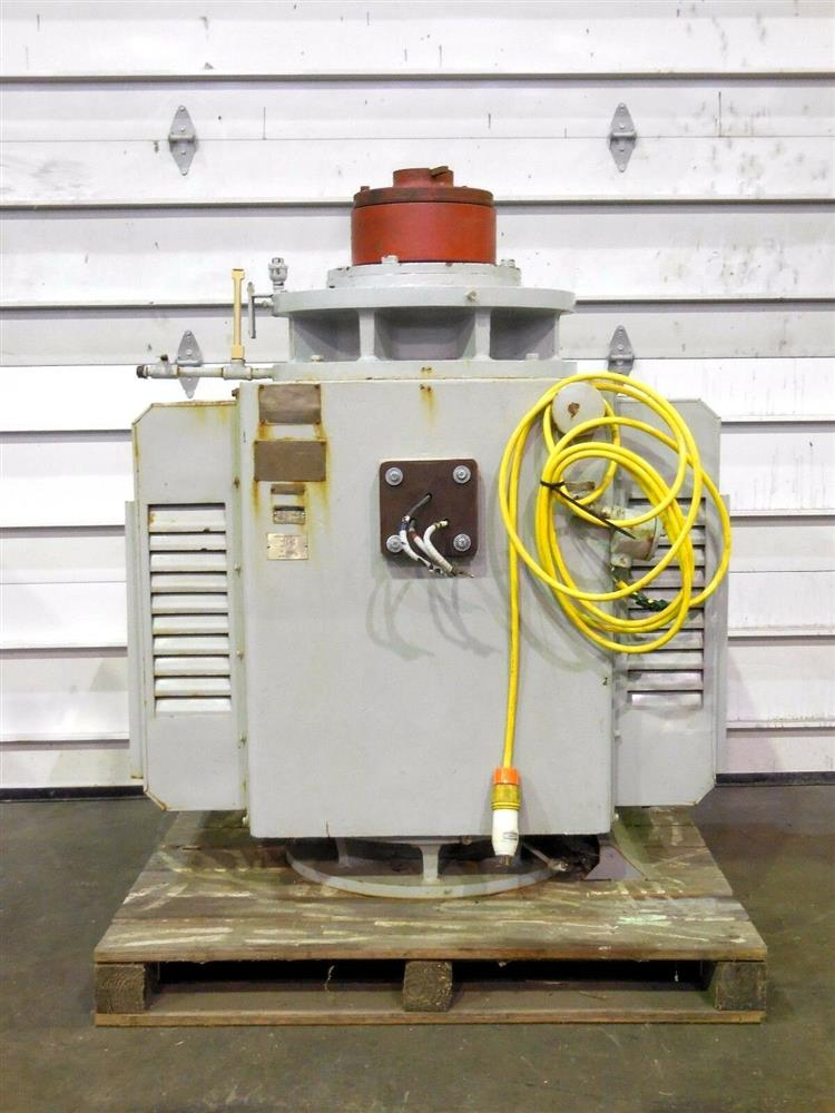 Image 400 HP WESTINGHOUSE AC Induction Motor 1575879
