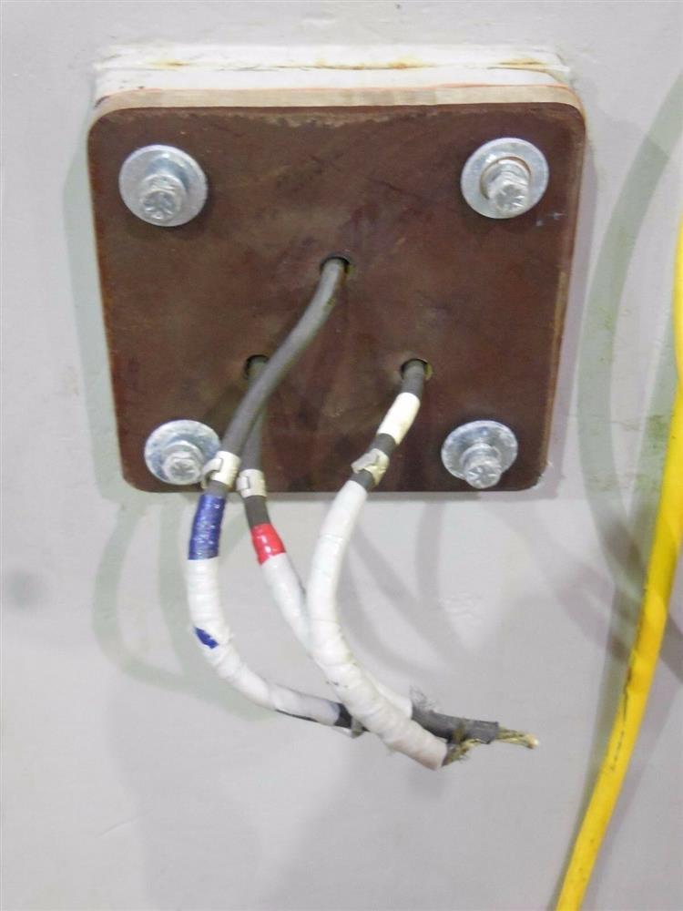 Image 400 HP WESTINGHOUSE AC Induction Motor 1575875