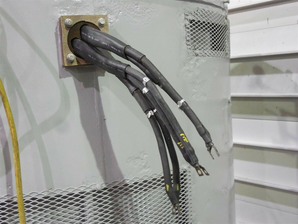 Image 1000 HP TAW Electric Motor 1575881