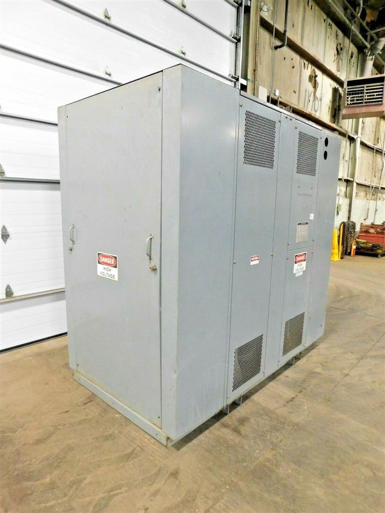 Image 750kVA SQUARE D Dry Type Transformer 1575892
