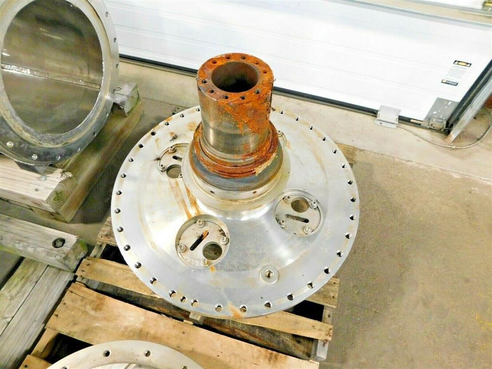 Image BIRD Centrifuge Bowl, Conveyor, Ends Gear and Extra Parts 1575901