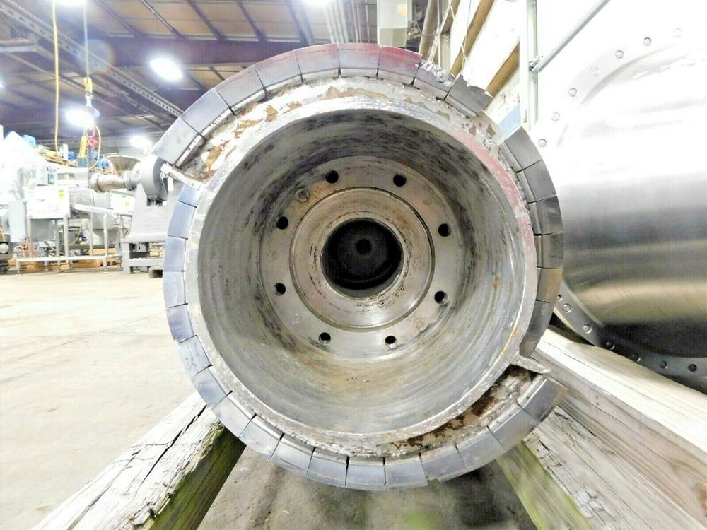 Image BIRD Centrifuge Bowl, Conveyor, Ends Gear and Extra Parts 1575906