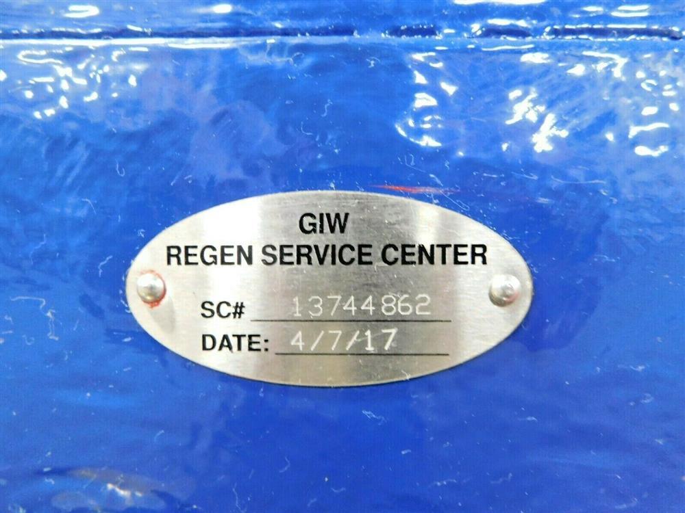 Image GIW KSB 864D Pump Shaft / Bearing Assembly 1575916
