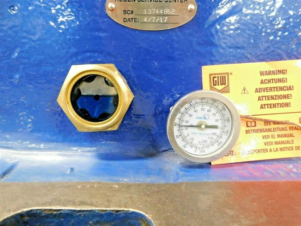 Image GIW KSB 864D Pump Shaft / Bearing Assembly 1575917