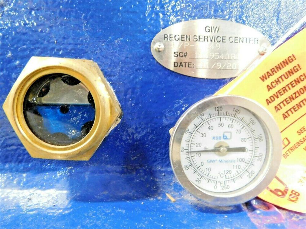 Image GIW KSB 864D Pump Shaft / Bearing Assembly 1575926