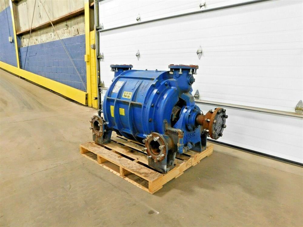 Image NASH CL2005 Liquid Ring Vacuum Pump 1575933