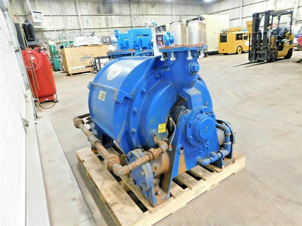 Image NASH CL2005 Liquid Ring Vacuum Pump 1575936