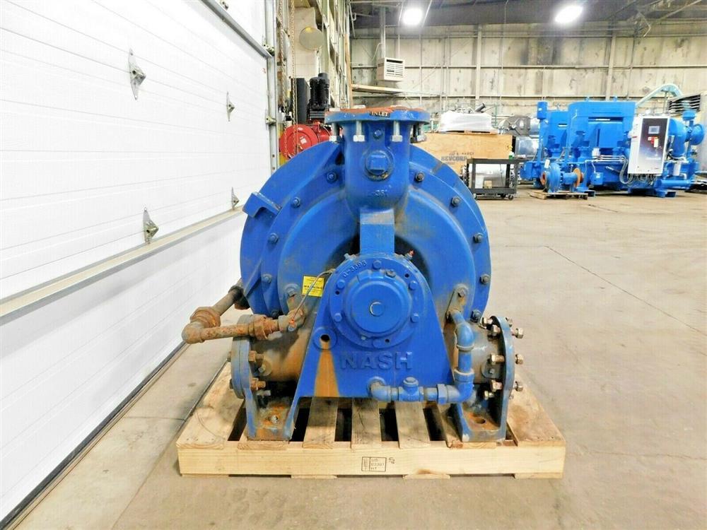 Image NASH CL2005 Liquid Ring Vacuum Pump 1575937