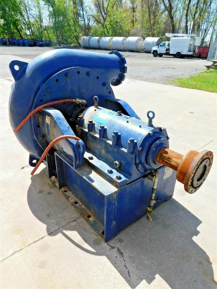 Image GIW LSA 12x14-36 Severe Slurry Dredge Pump 1575947
