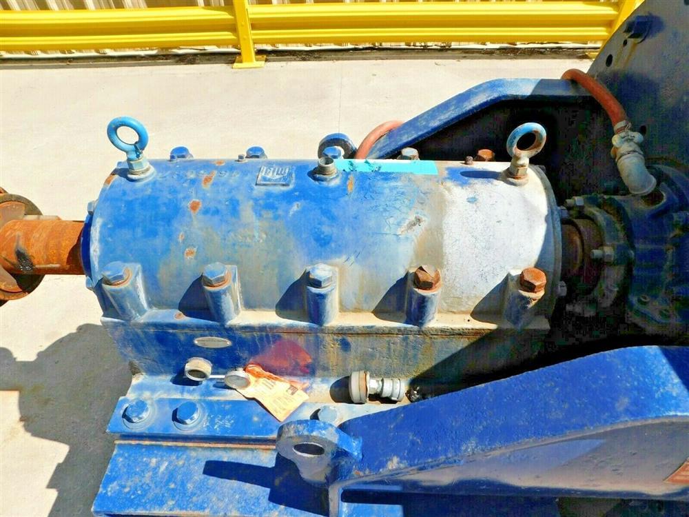 Image GIW LSA 12x14-36 Severe Slurry Dredge Pump 1575949