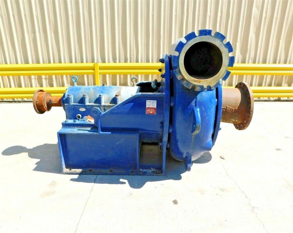 Image GIW LSA 12x14-36 Severe Slurry Dredge Pump 1575953
