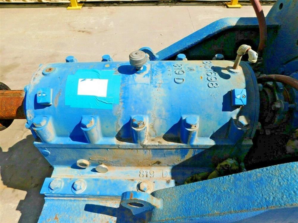 Image GIW LSA 12x14-36 Severe Slurry Dredge Pump 1575960