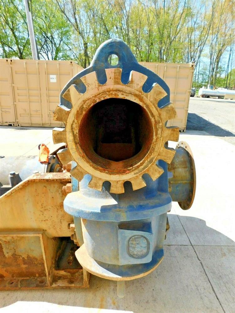 Image GIW 12x14 LSA 36 Severe Slurry Dredge Pump 1575969