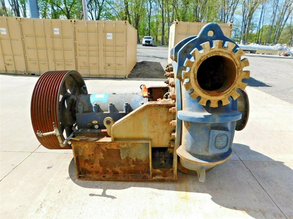 Image GIW 12x14 LSA 36 Severe Slurry Dredge Pump 1575970