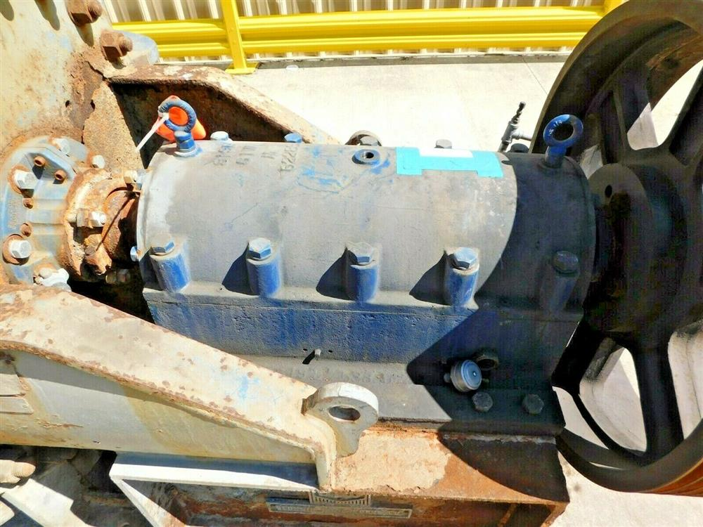 Image GIW 12x14 LSA 36 Severe Slurry Dredge Pump 1575973