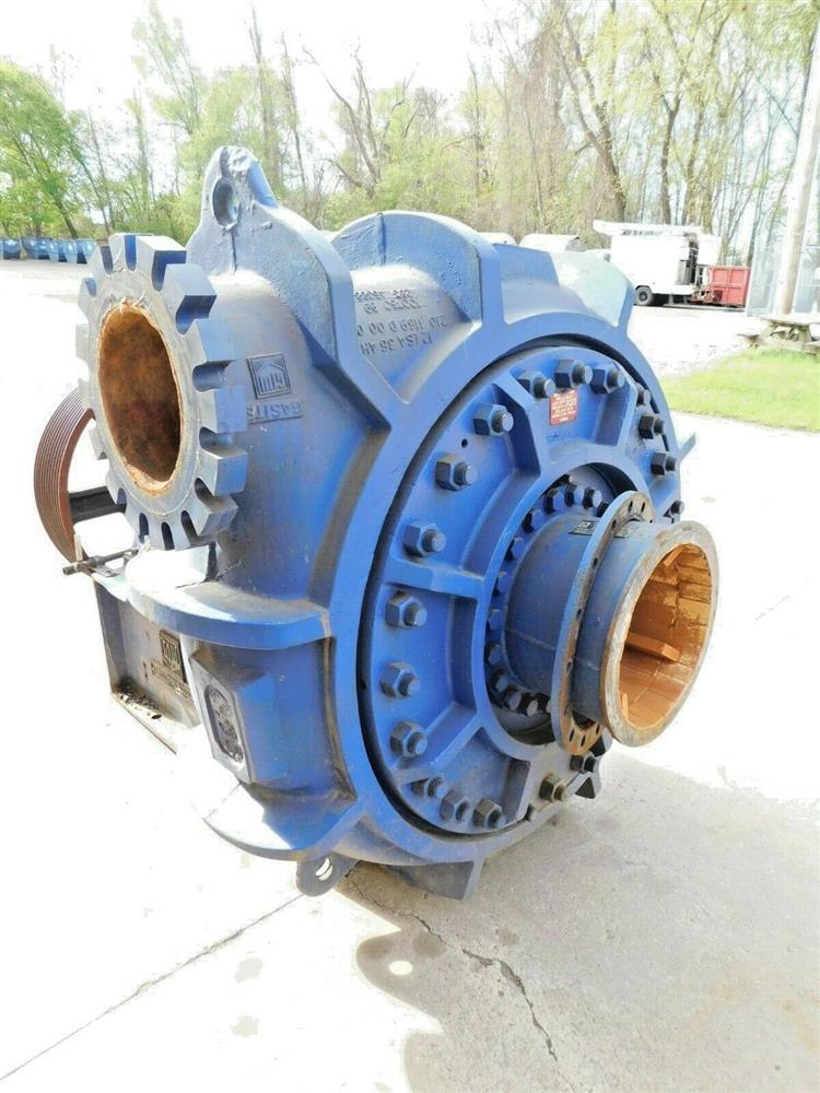 Image GIW 12x14 LSA 36 Severe Slurry Dredge Pump 1575978