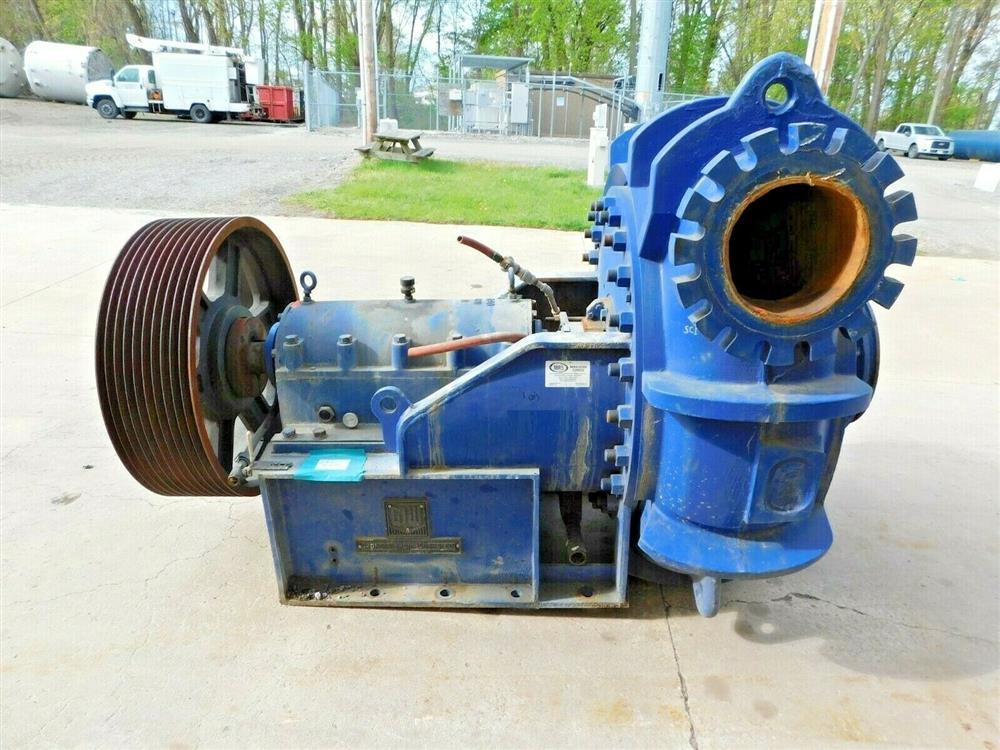 Image GIW 12x14 LSA 36 Severe Slurry Dredge Pump 1575982