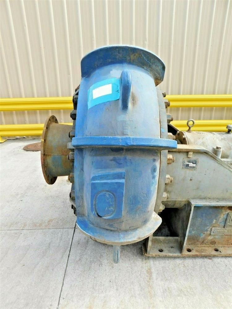 Image GIW 12x14 LSA 36 Severe Slurry Dredge Pump 1576000