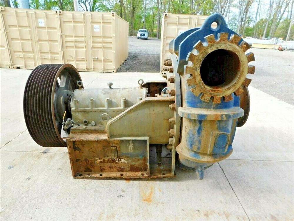 Image GIW 12x14 LSA 36 Severe Slurry Dredge Pump 1575993