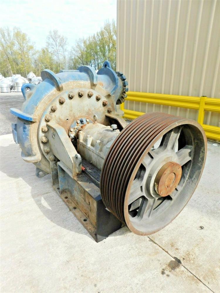 Image GIW 12x14 LSA 36 Severe Slurry Dredge Pump 1575995