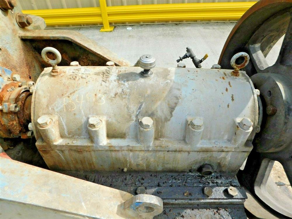 Image GIW 12x14 LSA 36 Severe Slurry Dredge Pump 1575996