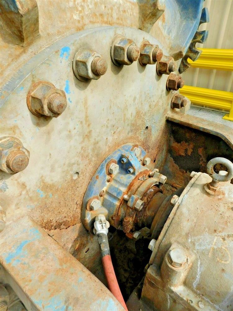 Image GIW 12x14 LSA 36 Severe Slurry Dredge Pump 1575997