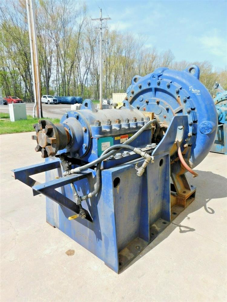 Image THOMAS SIMPLICITY P40ND Dredge Pump 1576003