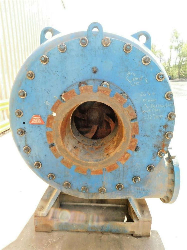 Image THOMAS SIMPLICITY P40ND Direct Drive Dredge Pump 1576019
